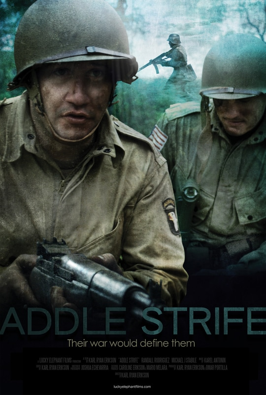 Addle Strife Poster