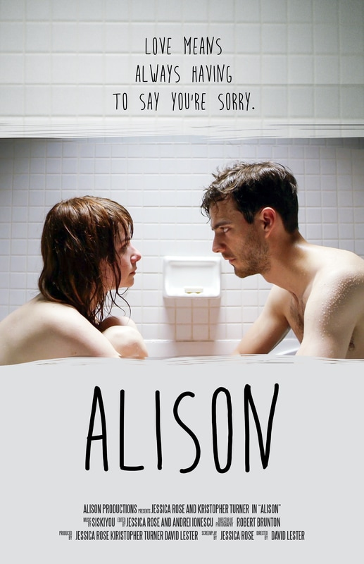 Alison Poster.