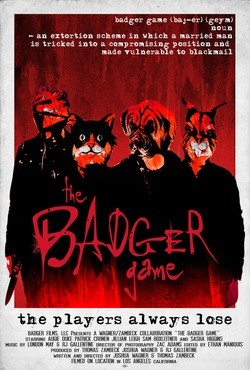 The Badger Game Poster