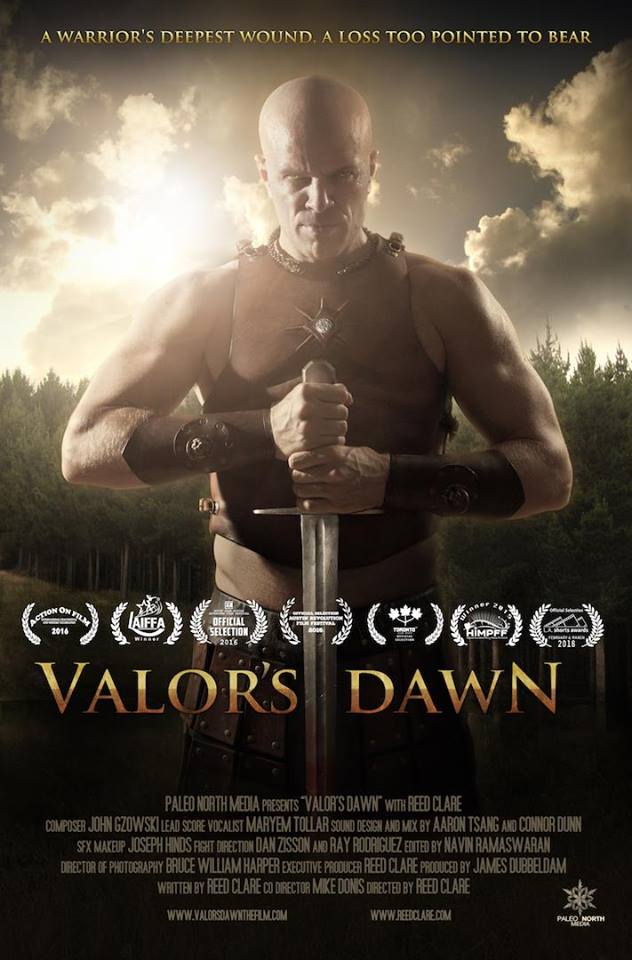 Valor's Dawn Poster