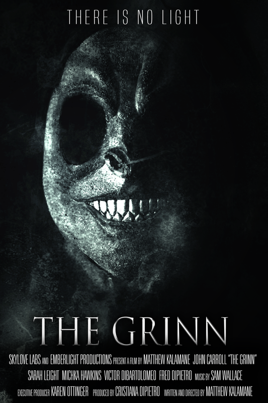 The Grinn Poster