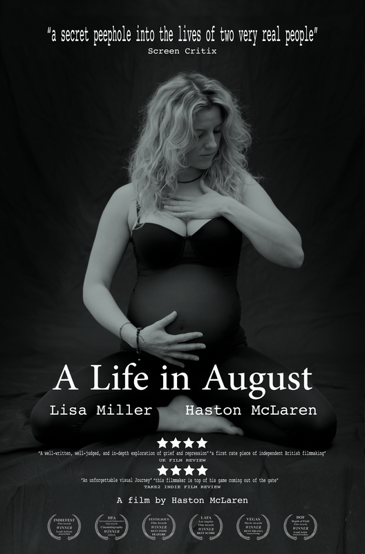 A Life in August poster