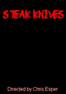 Steak Knives Poster