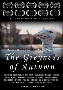 the greyness of autumn review