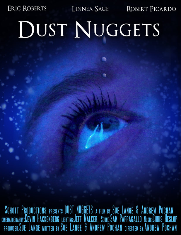 Dust Nuggets Poster.