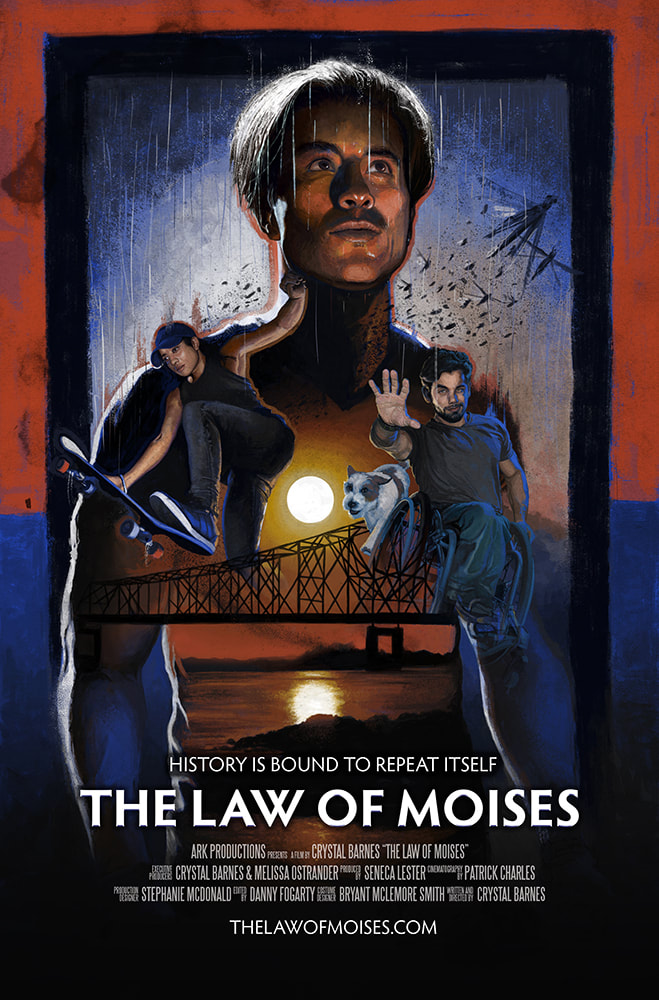 The Law Of Moises Review.