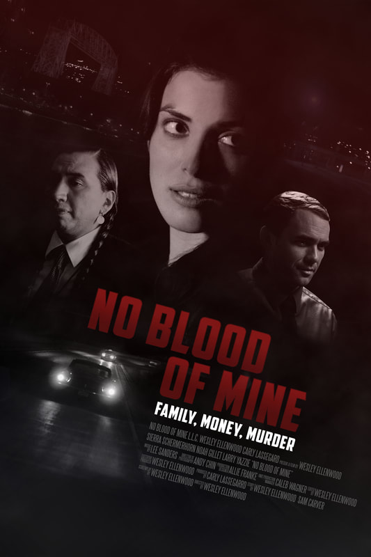 No Blood Of Mine poster