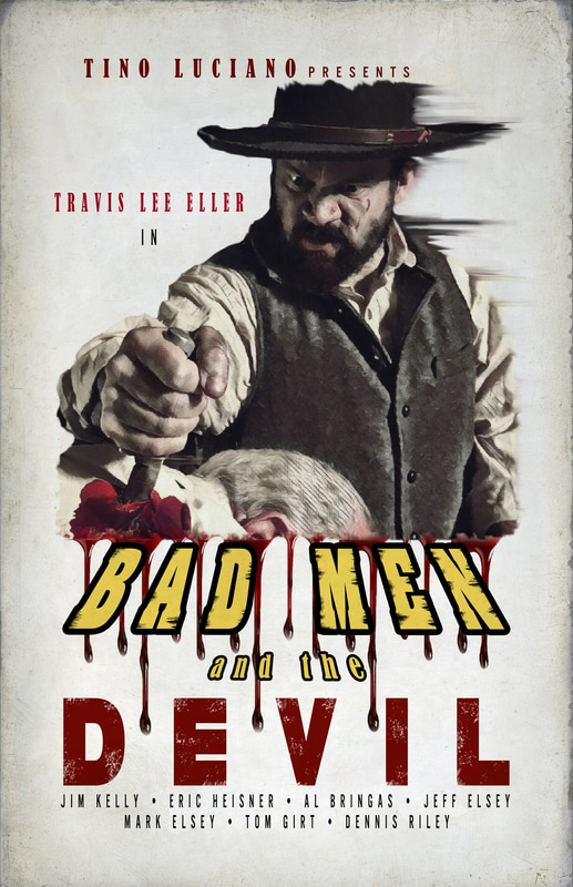 Bad Men And The Devil poster
