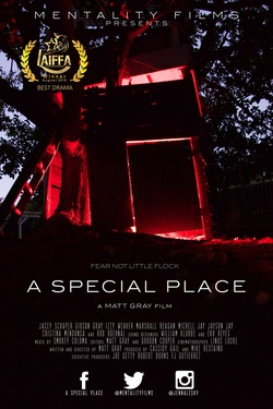 A special place poster