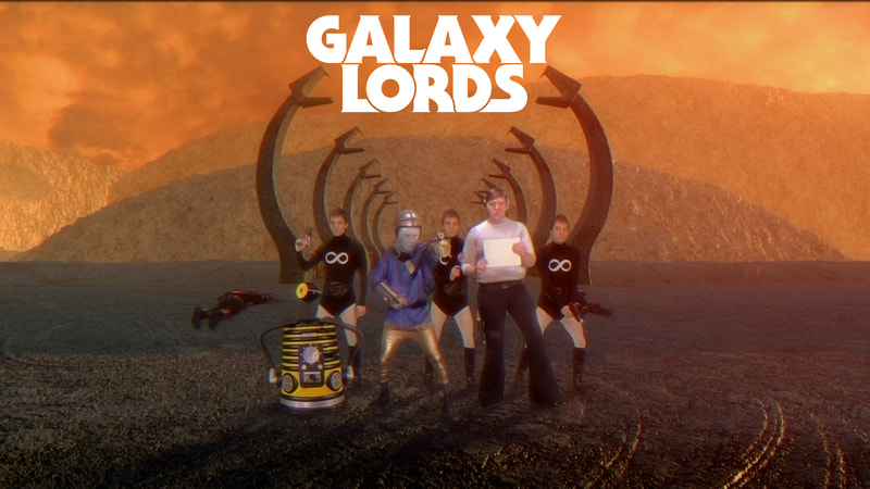 Galaxy Lords.