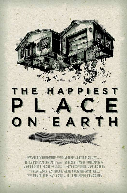 Happiest Place On Earth poster