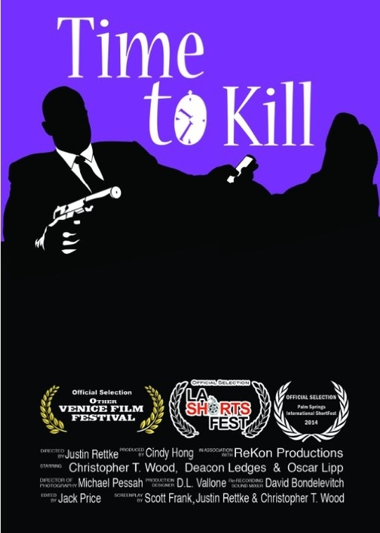 Time To Kill Poster