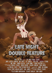 late night double feature review