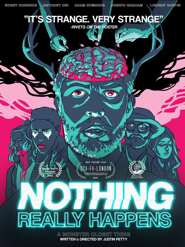 Nothing really matters poster