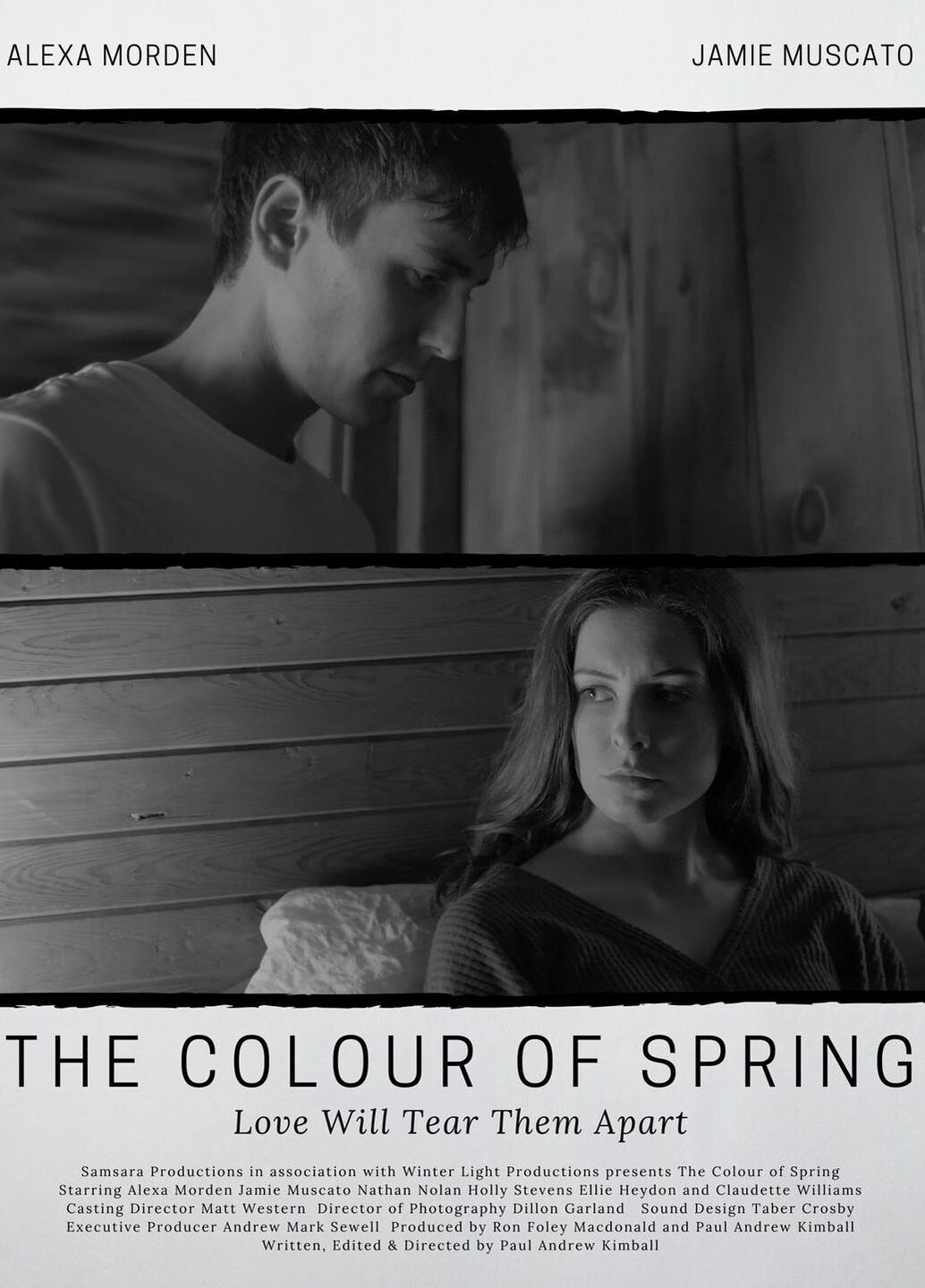 The Colour of Spring Poster