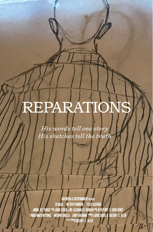 Reparations poster