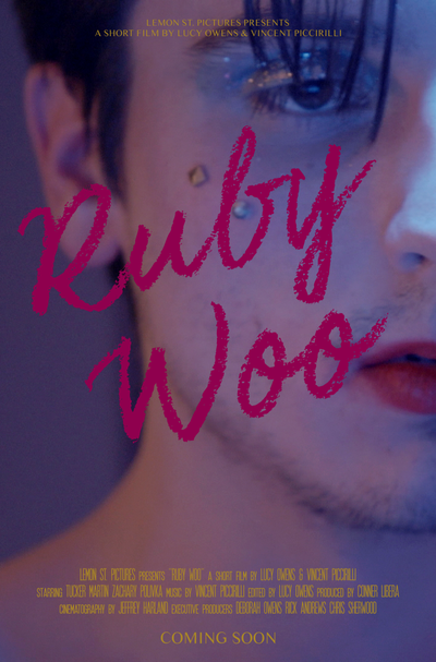 Ruby Woo Review.