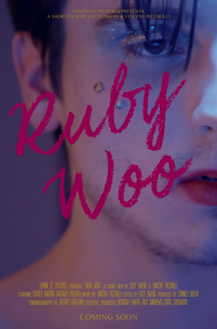 Ruby Woo Poster