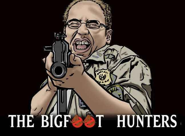 The Bigfoot Hunters.