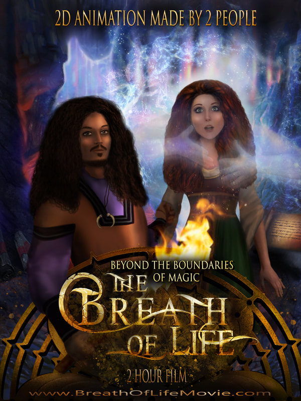 Breath of Life poster.