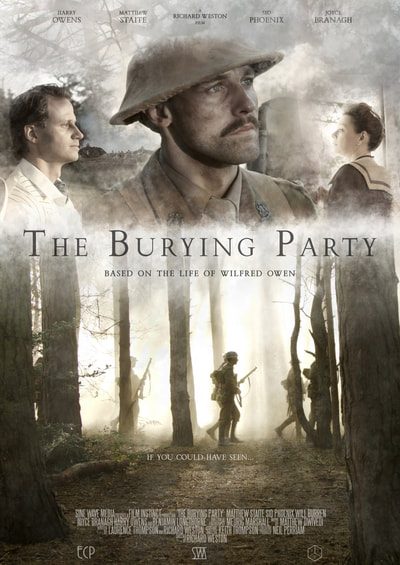 The Burying Party Review.