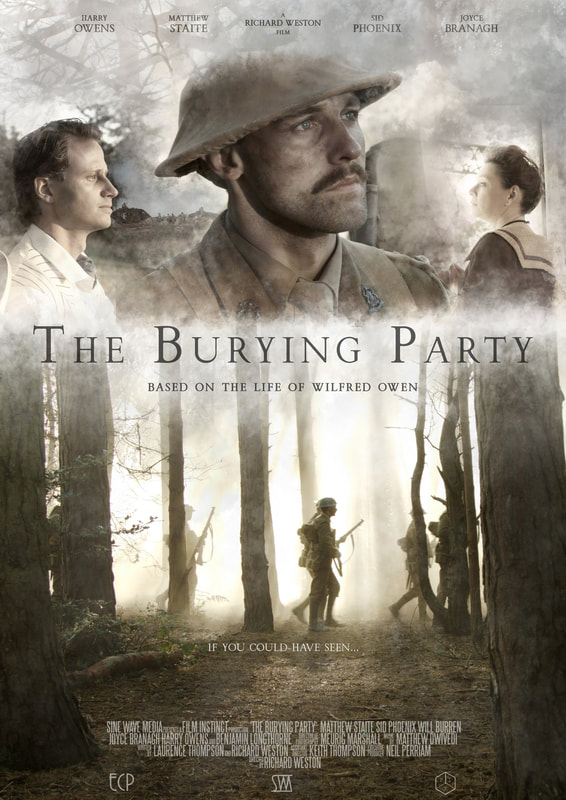 Burying Party Poster