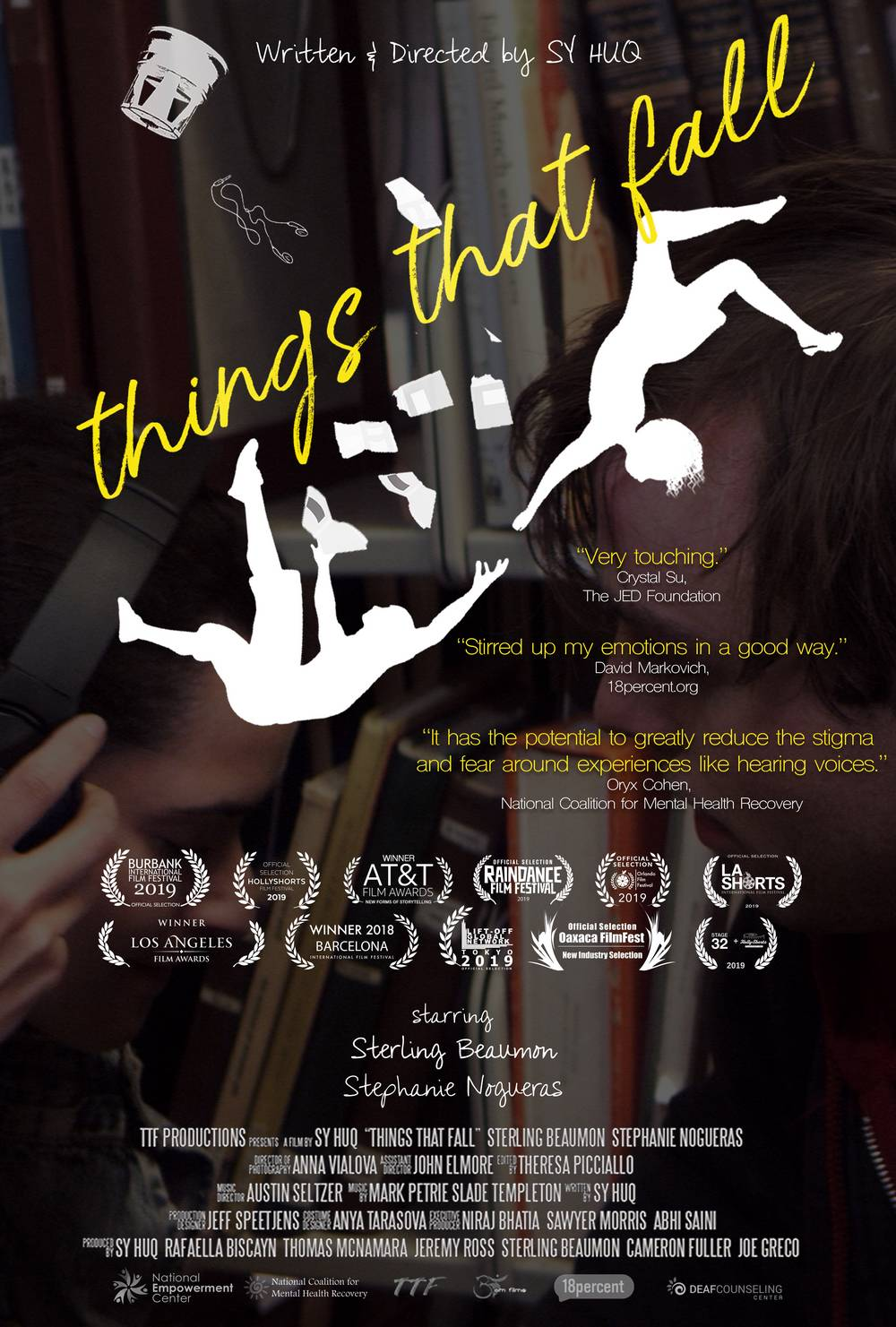 Things That Fall poster