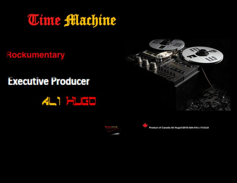 Time Machine Rockumentary Review.