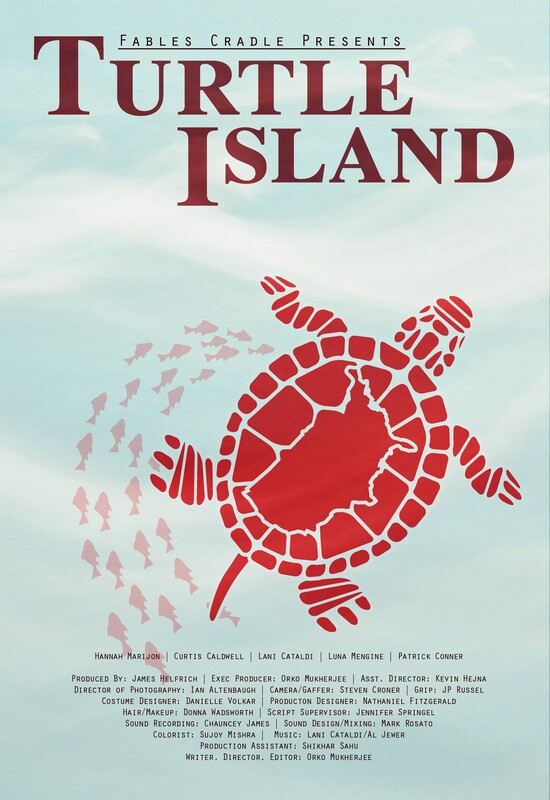 Turtle Island poster.